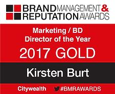 BMRA-MarketingBDDirectorOfTheYear-Gold n