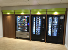 Vending Housings by Dupont Latour
