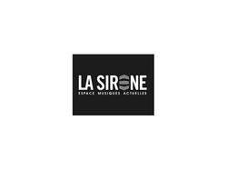 Logo - NB - La Sirène