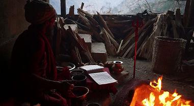Caṇḍi Homa Himalaya 2014