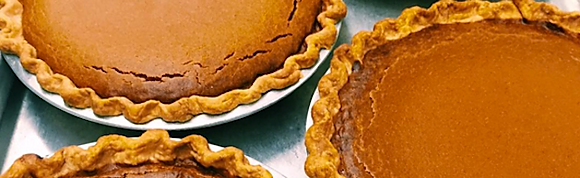 Holiday Pie Ordering