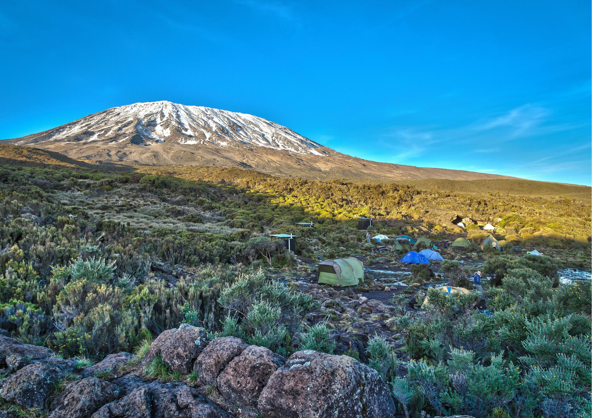 Mount Kili Climb - 7 Days Marangu Route