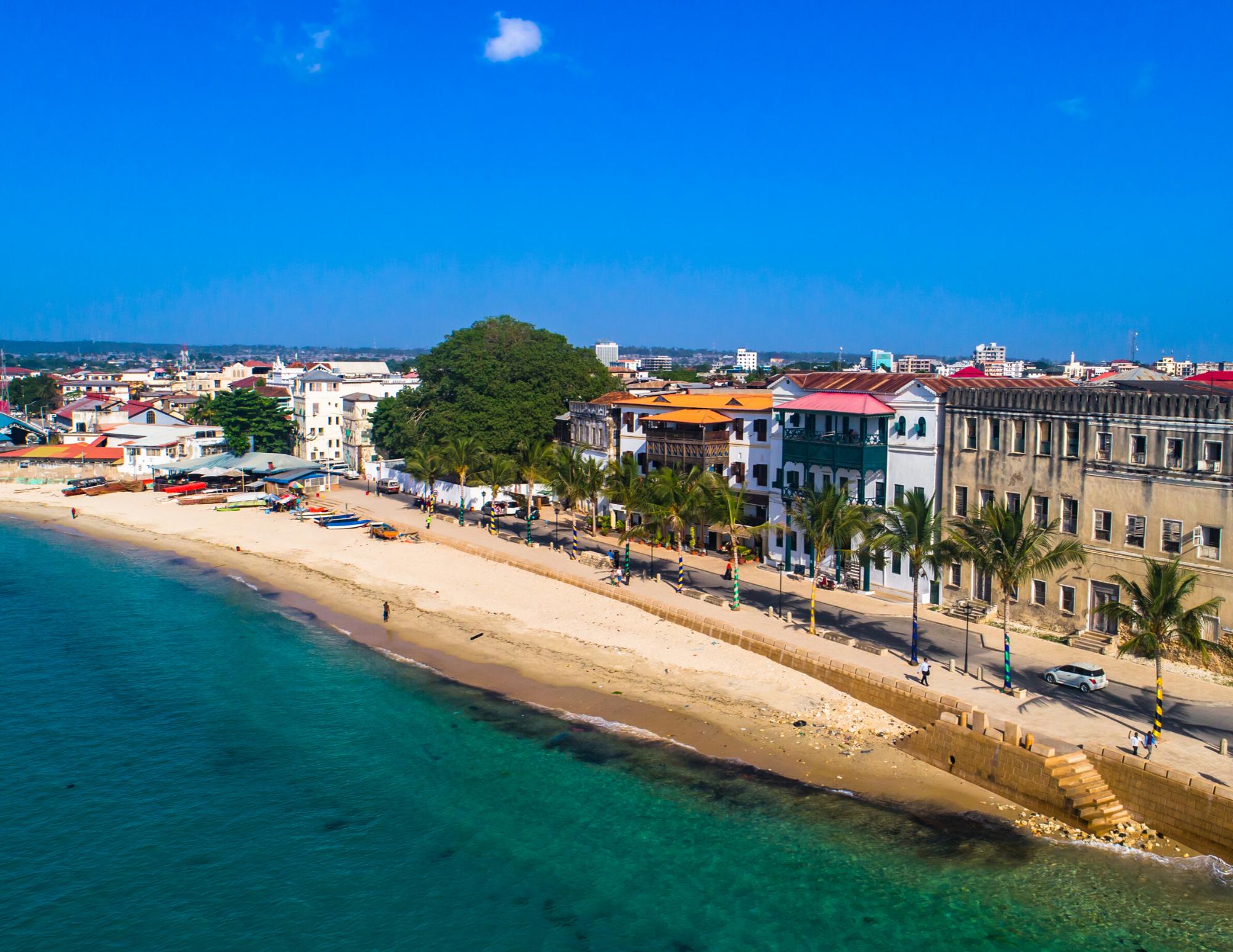 Stone Town Zanzibar Day Tour