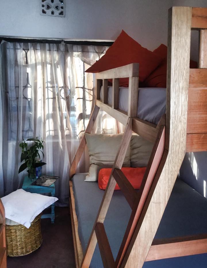 home base bedroom for volunteers