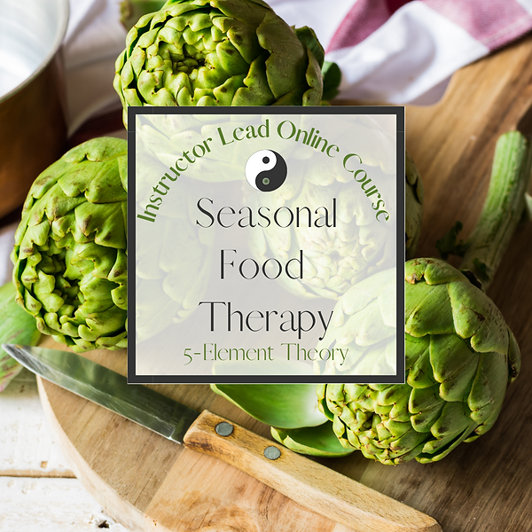 Seasonal Food Therapy Course