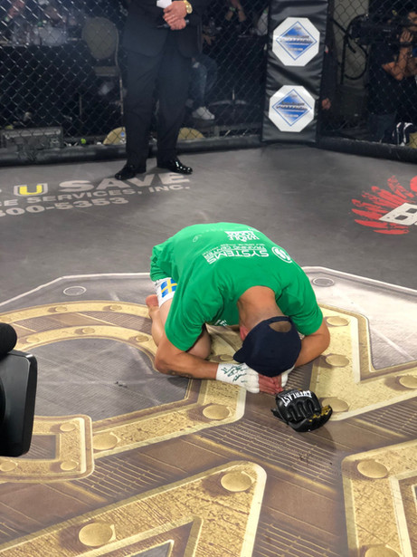 Marcus Kowal MMA Krav Maga Entrepreneur