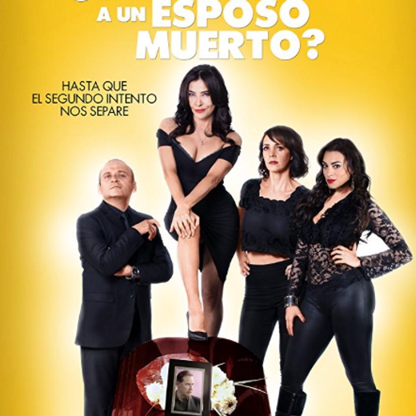 Hola Mexico Film Fest Presents:  CÓMO MATAR A UN ESPOSO MUERTO (2017)