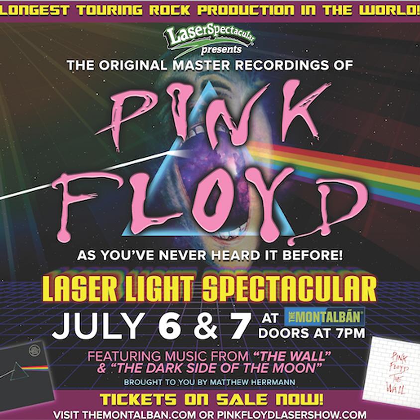 PINK FLOYD Laser Light Spectacular