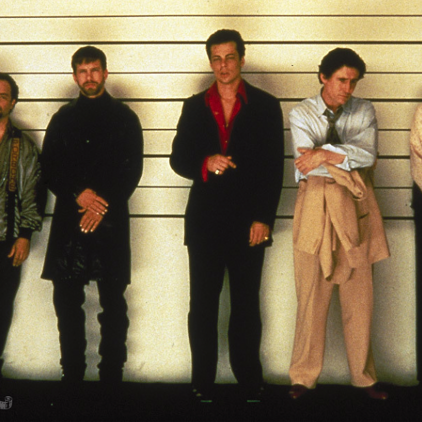 THE USUAL SUSPECTS (1996)