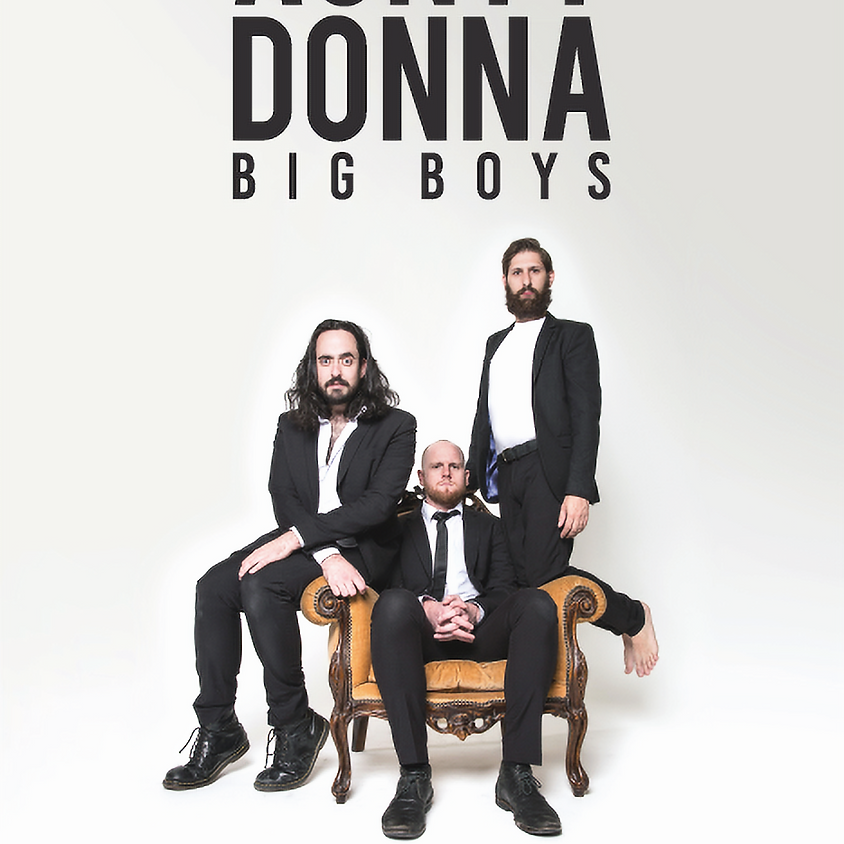 AUNTY DONNA- Big Boys