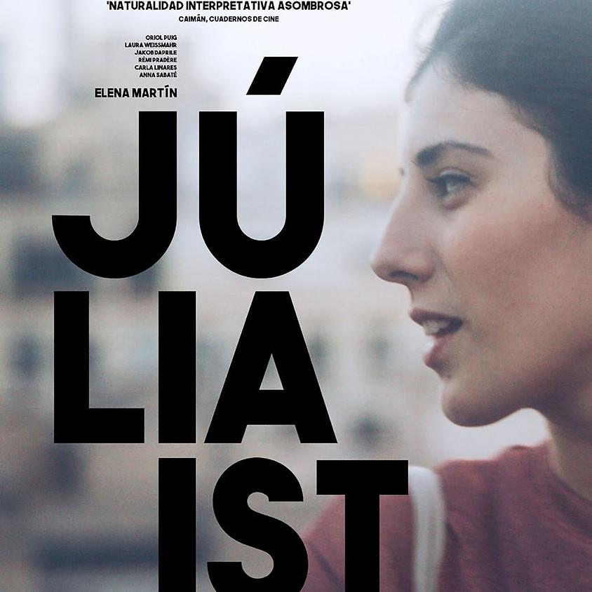 LA OLA Showcase Presents: JÚLIA IST with Short Film SANTA ANA