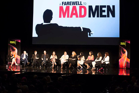 A Farewell to Mad Men