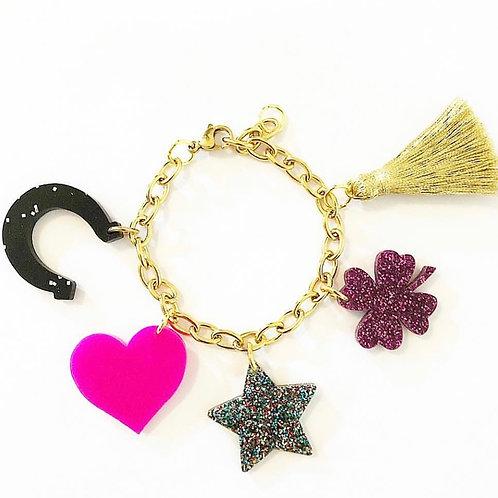 """""""Lucky Charms"""" Bracelet"""