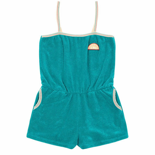 Emerald Playsuit