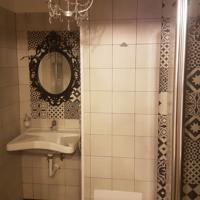 Bagno camera singola piccola