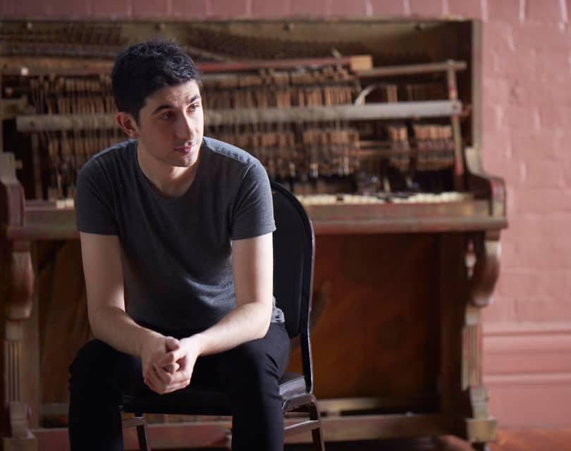 Alex Raineri, Artistic Director Brisbane Music Festival