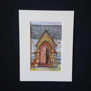 New Abbey Church