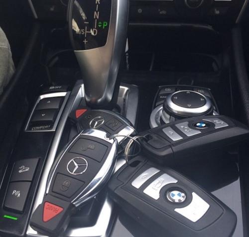 Mercedes BMW Audi car key replacement