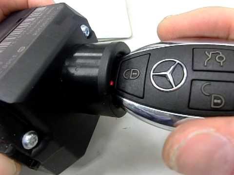 Luxury car smart key reprogramming