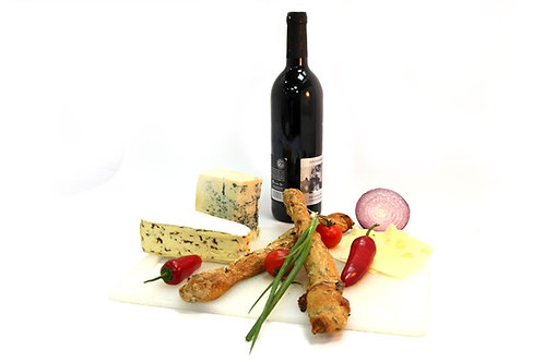 Wine and Cheese Evening in London