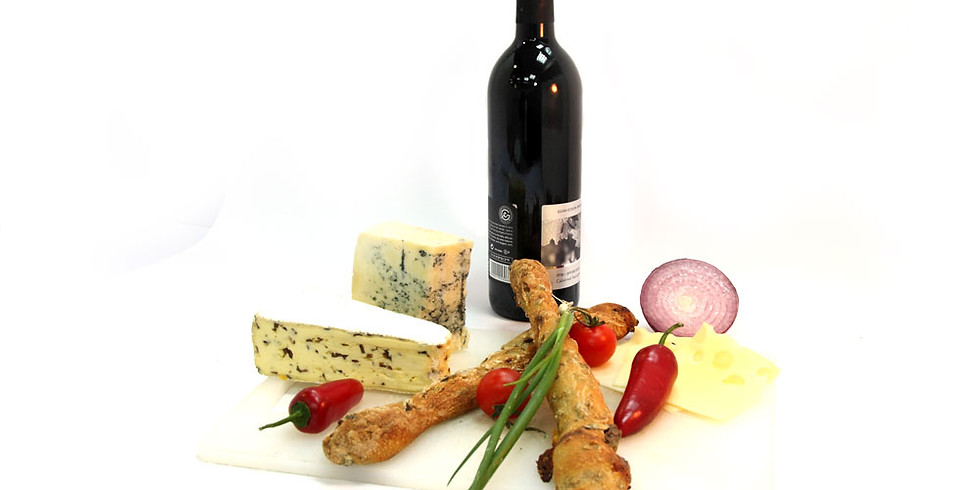 Wein und Käse - ein perfektes Paar