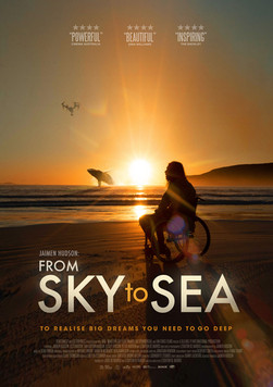 Jaimen Hudson: From Sky To Sea (Feature Documentary Film)
