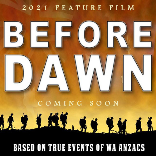 Before Dawn (Feature Film in Pre-Production)