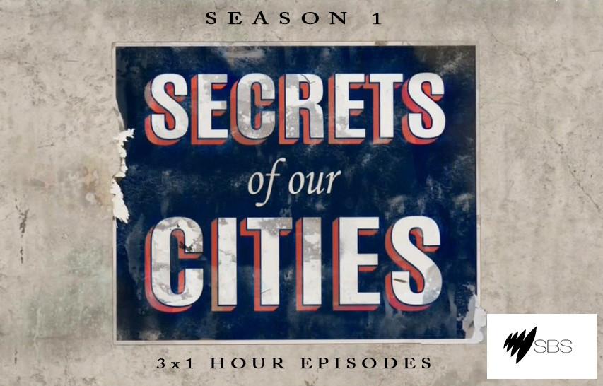 Secrets of our Cities Season 1 Promo Ima