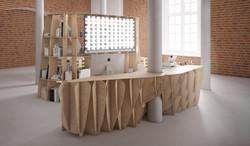 Фанерная мебель / plywood furniture