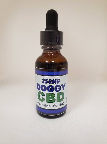 250MG DOGGY CBD