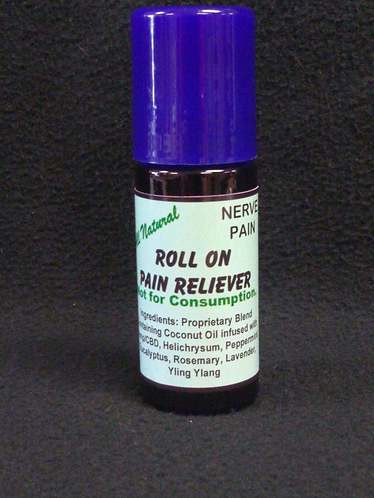 30ml All Natural Nerve Pain Relief Roll On