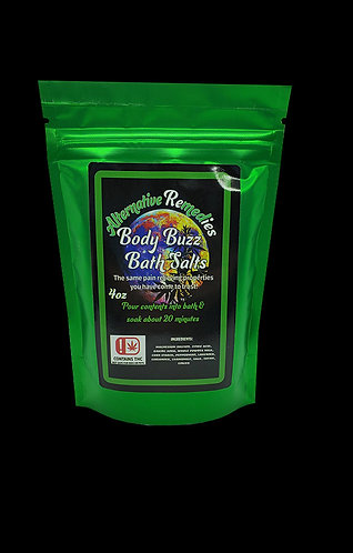 "4OZ ""PAIN"" BODY BUZZ BATH SALTS"