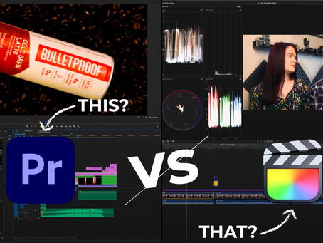 Premiere Pro VS FCPX. 5 Reasons to DITCH Premiere for Final Cut Pro X in 2021...