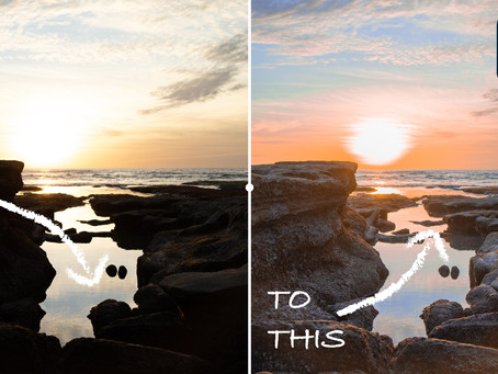SHOOTING WITH THE EDIT IN MIND: High Contrast Photography & Lightroom Tutorial