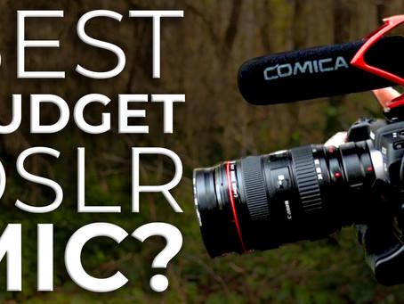 Best Budget DSLR Mic? Comica CVM V30 Lite Review and Vlogging Field Tests