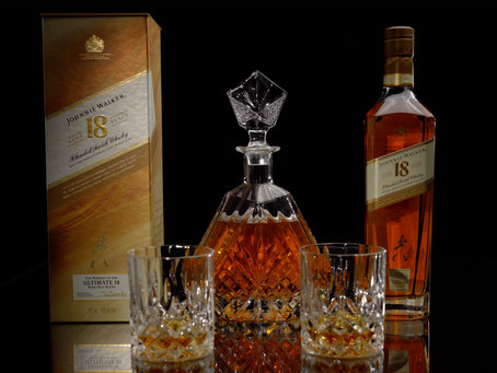 How to Make a LUXURY WHISKEY PRODUCT VIDEO from Home!