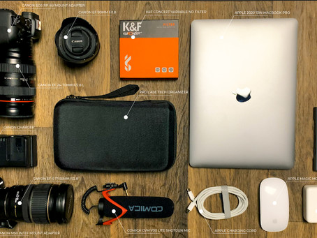 Canon EOS RP & M50 + Accessories: What's in Our Camera Bag 2021
