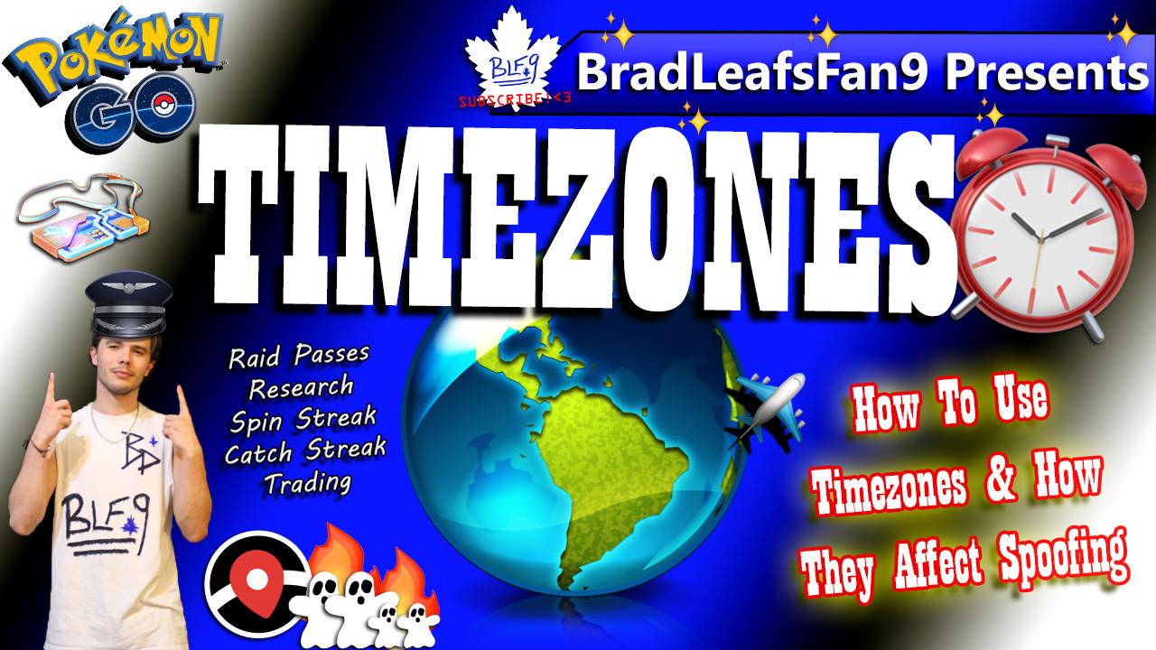 Timezones & Spoofing