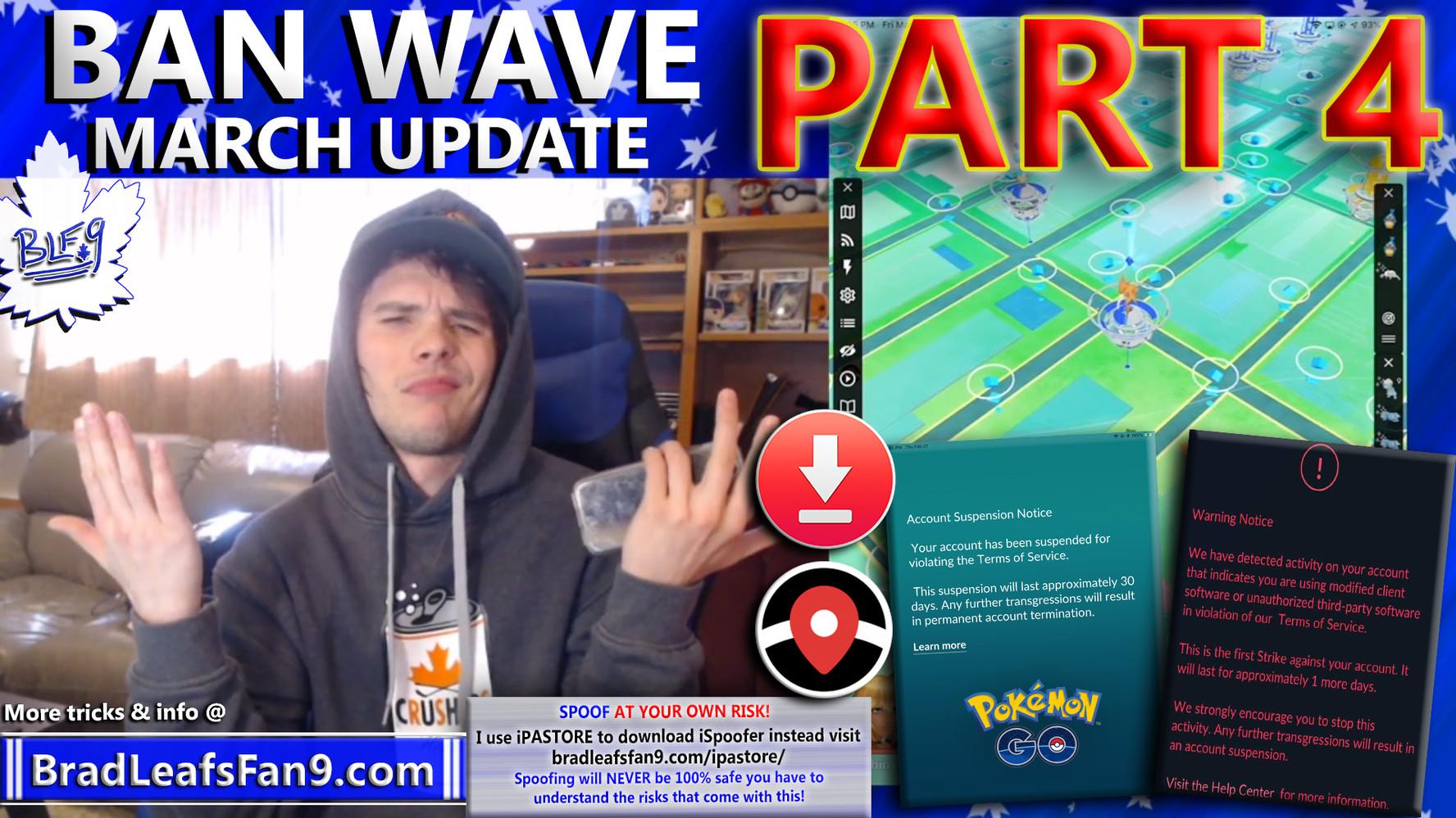 FEB 2020 Ban Wave Part 4