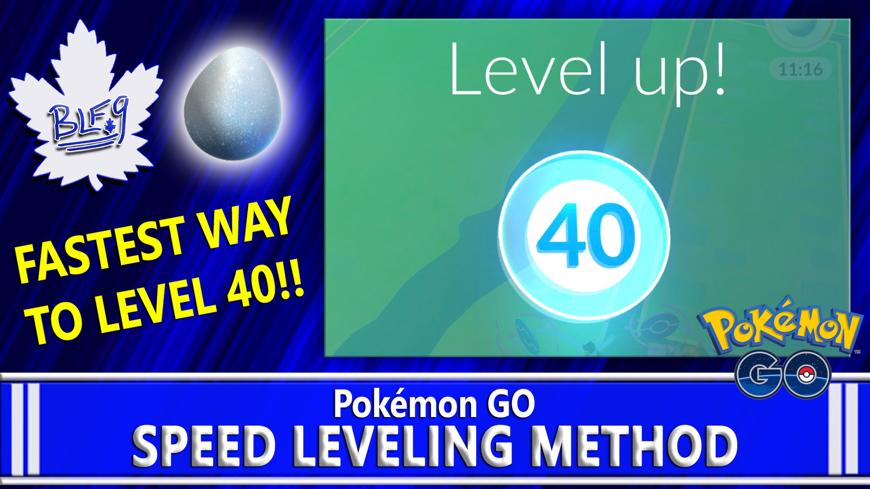 Speed Leveling