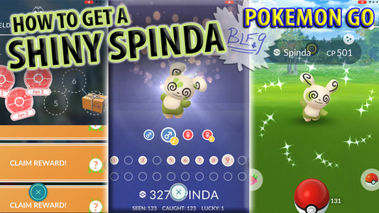 How To Hunt A Shiny Spinda