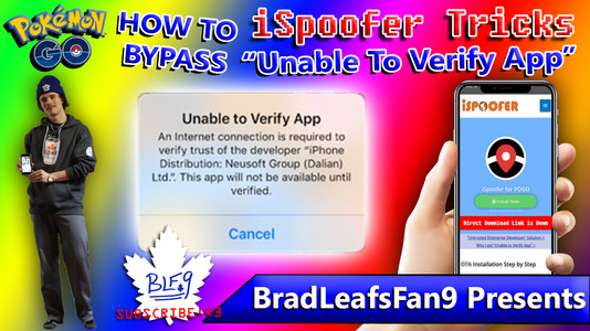 Unable To Verify Bypass