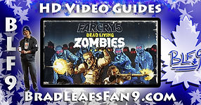 Social Share FC5 Dead Living Zombies DLC