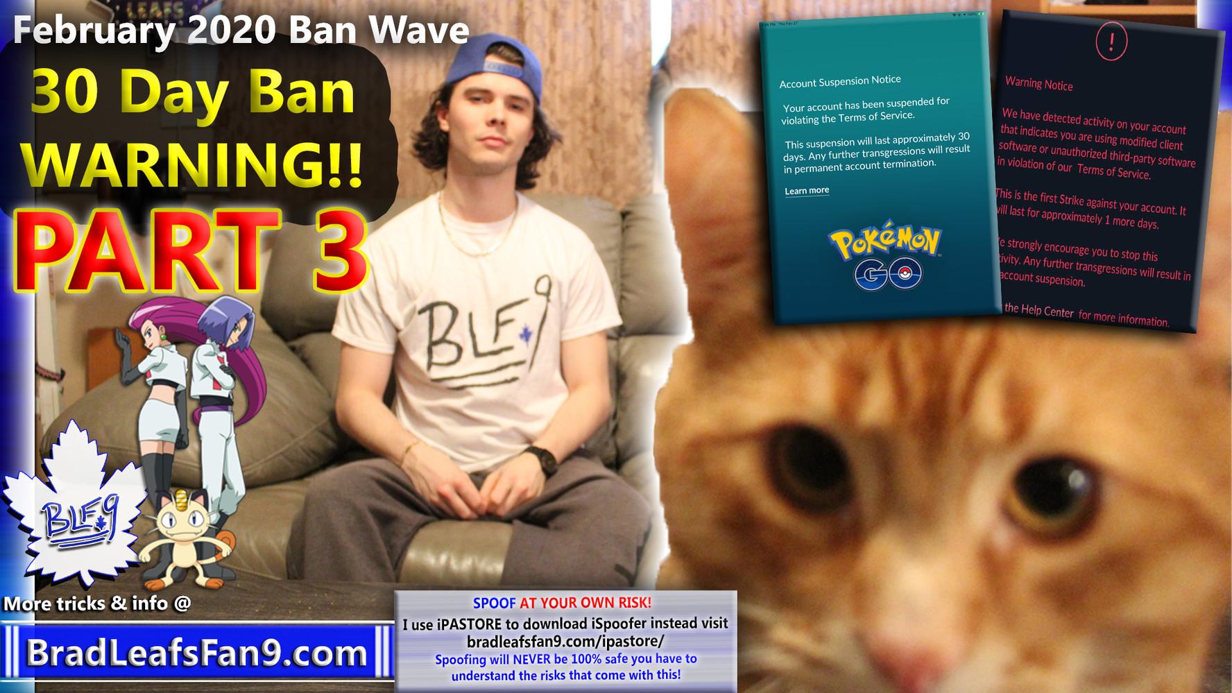 FEB 2020 Ban Wave Part 3
