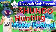 POGO Shundo Hunting Water Fest Ed thumb.