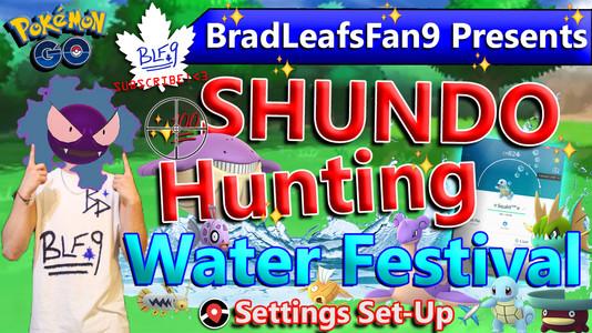 Shundo Hunting