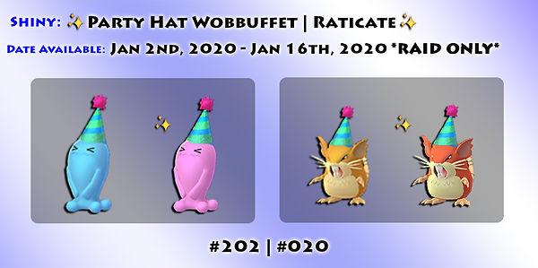 SR party hat wobbuffet raticate.jpg