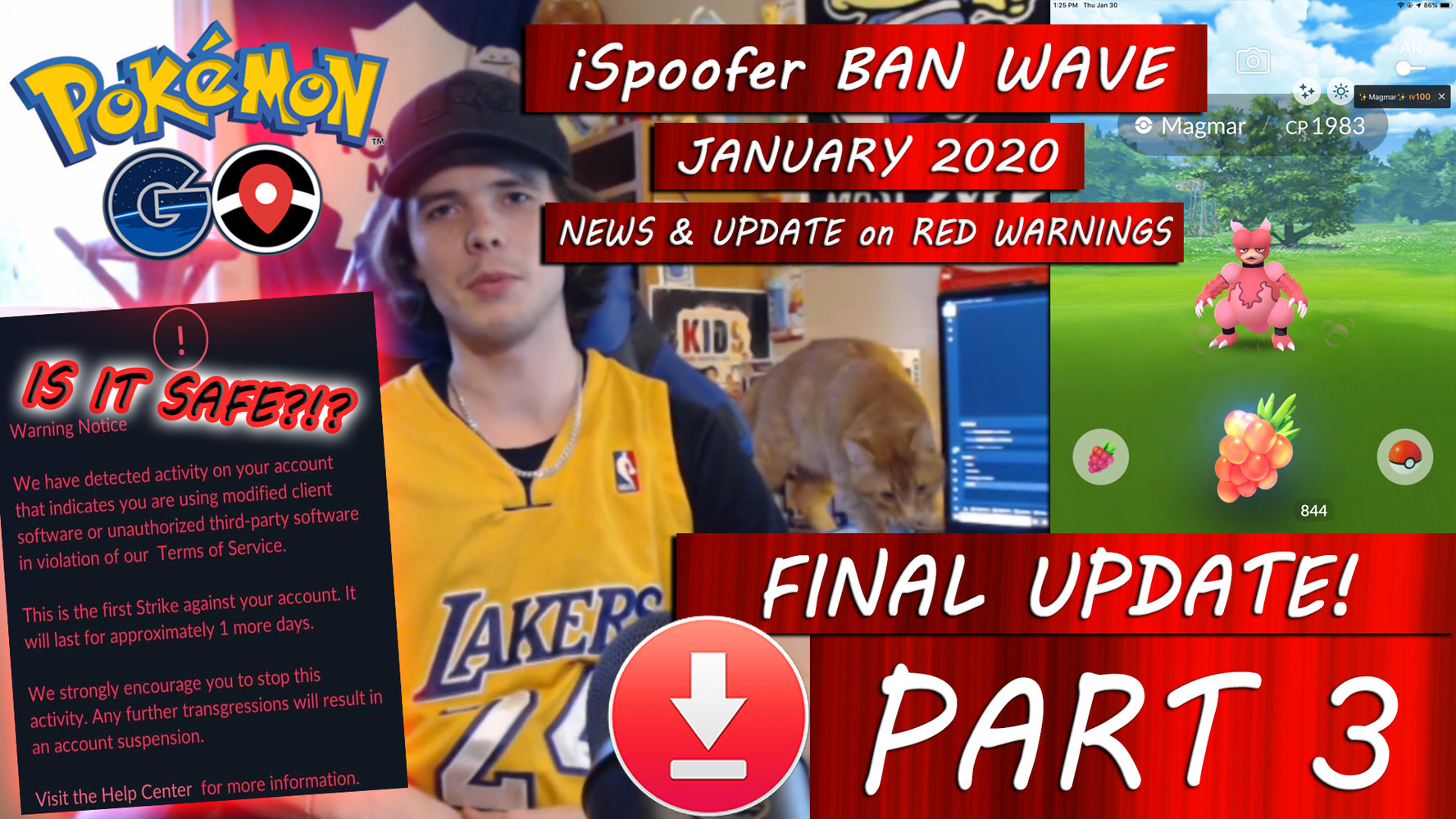 JAN 2020 Ban Wave Part 3