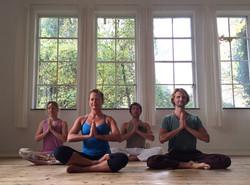 Yoga zaal Zeeland