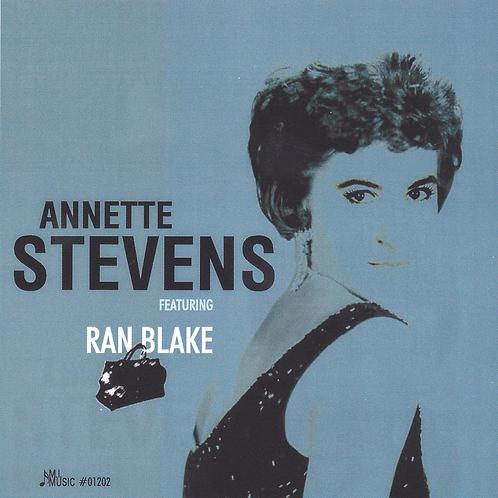 (1960) Annette Stevens Featuring Ran Blake